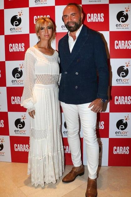 Mariana Bakst y Gabriel Lage