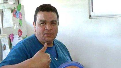 Silvio Cufré, enfermero del Instituto Médico Brandsen, atendía a Walter Montillo. Se contagió y murió el 18 de abril.