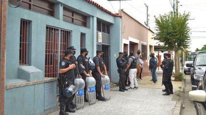 El rescate de las víctimas se dio tras 23 allanamientos en las provincias de Buenos Aires, Salta, Tucumán, Mendoza, Neuquén y Entre Ríos (Télam)
