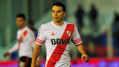 Javier Saviola debutó en River con 16 años en 1998