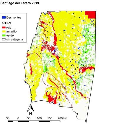 Deforestación en Entre Ríos (Greenpeace)