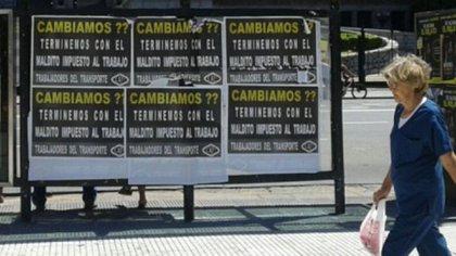 Los sindicatos reclaman contra el Impuesto a las Ganancias desde el gobierno de Cristina Kirchner