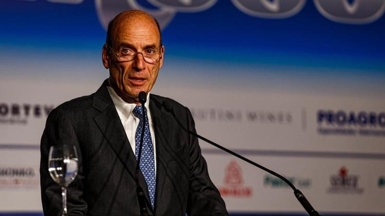 Martín Goldstein, director de la Asociación Argentina de Brangus.