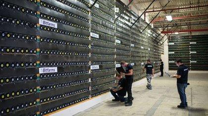 """Son argentinos y crearon una minera de Bitcoin que ya opera en Canadá: ahora cotizarán en Wall Street y harán una """"megagranja"""" cripto en el país"""