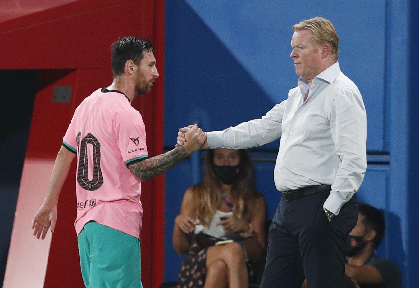 El FC Barcelona debutará en liga el 27 de septiembre - REUTERS/Albert Gea