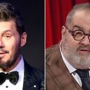 Marcelo Tinelli y Jorge Lanata