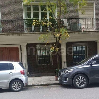 Una de las fotos de la vivienda de Monzó