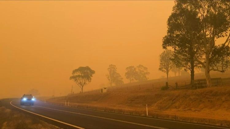 Los incendios forestales en Australia dejaron 24 muertos hasta el momento