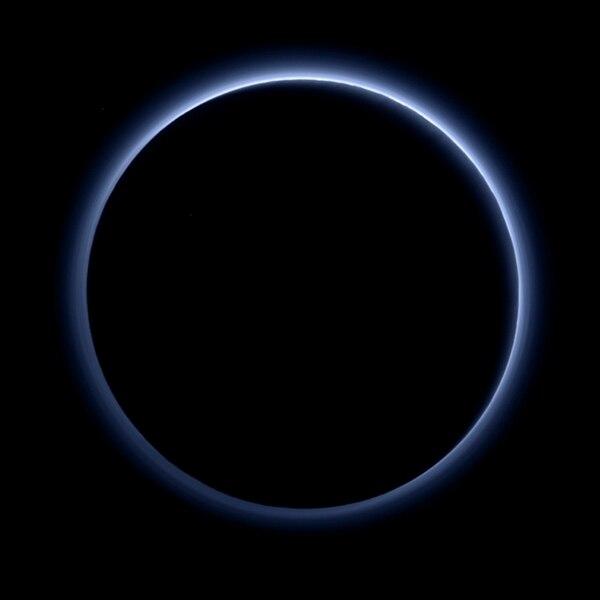 Las toma que logró la misión New Horizons sobre Plutón (AP)