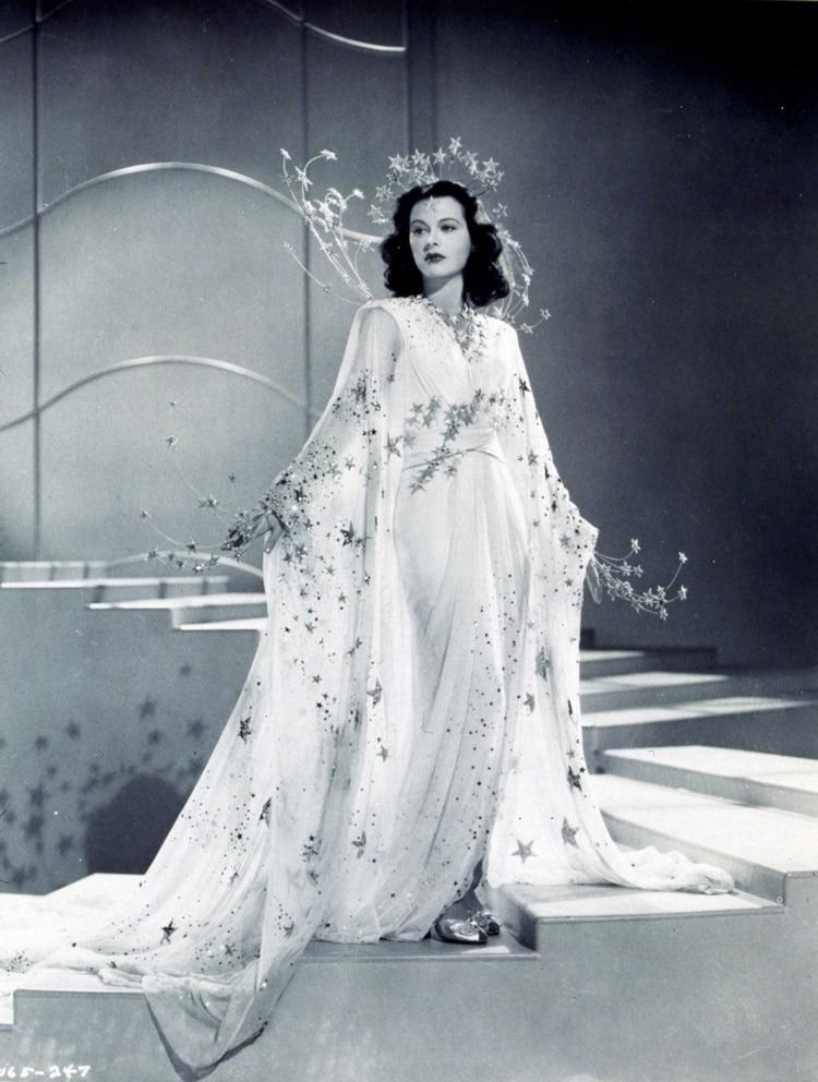 En Hollywood la consideraban la mujer mas bella del mundo.