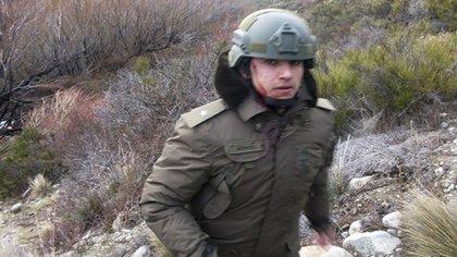 El gendarme Emmanuel Echazú, único imputado (NA)