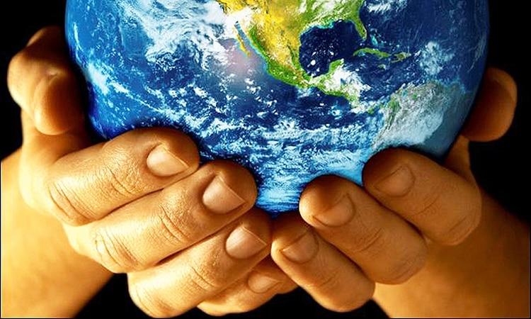 El Día de la Tierra es una jornada en la que se venera a la naturaleza y a todos los servicios que nos presta.