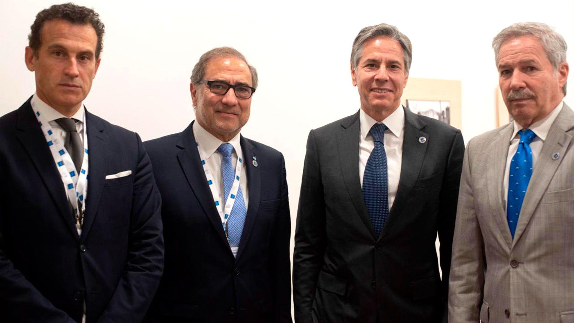 Felipe-Sola-cumbre-G20-Italia-2021-Blinken