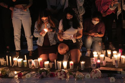 De los feminicidios registrados este año, 80 acontecieron en el Estado de México, lo que lo mantiene como el estado más peligroso del país para las mujeres.  (Foto: EFE/ Ivan Villanueva)