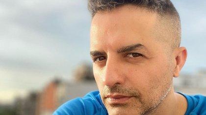 Ángel De Brito, asilado por un contacto estrecho de coronavirus (Foto: Instagram)