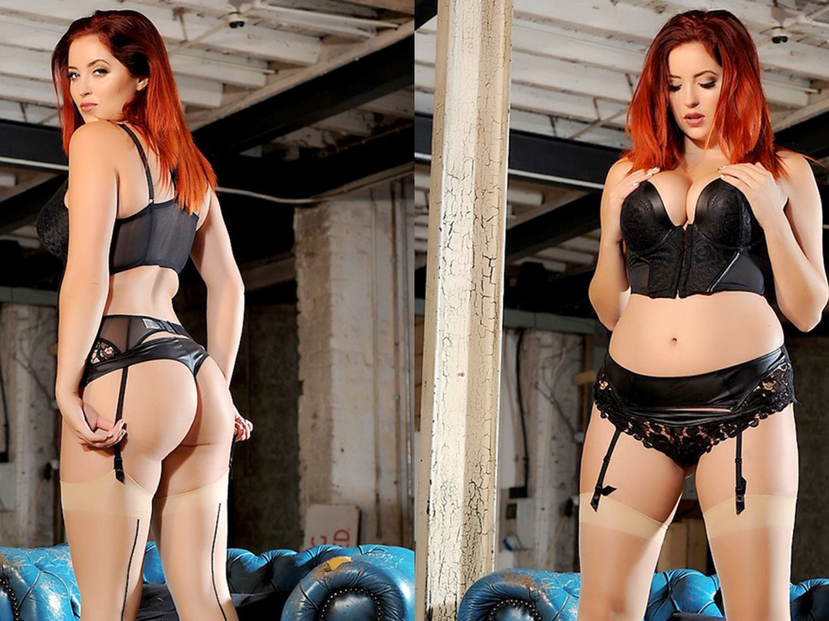 Collet lucy Glamour model