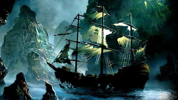 Resultado de imagen para imagenes mary celeste buque fantasma