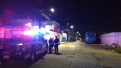 En lo que va del año se han reportado más de 200 homicidios en Cancún (Foto: Especial)