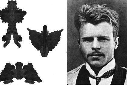 El suizo Hermann Rorschach creó el sistema de evaluación en 1921