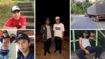 En extrañas circunstancias seis jóvenes desaparecieron tras viajar en camiones con destino a Cartagena