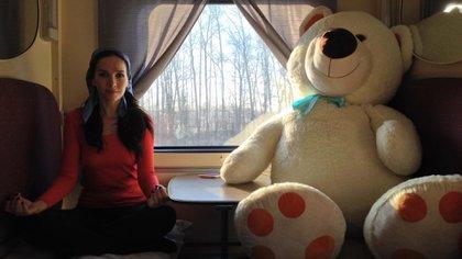 Nasha Natasha, el documental que la tiene como protagonista, registra en clave emotiva el amor que los rusos sienten por Natalia Oreiro