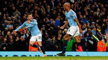 El defensor conquistó muchos títulos con el Manchester City (Reuters)