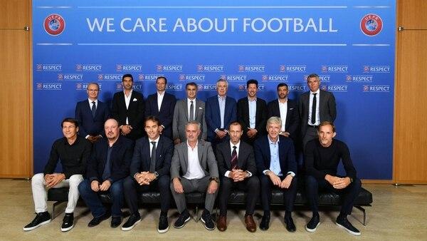 Los entrenadores más importantes de Europa propusieron cambios de reglas a la UEFA