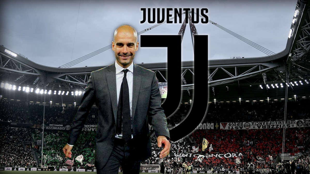 Image result for guardiola juventus