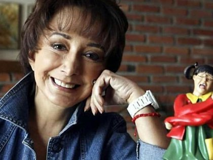 """""""La Chilindrina"""" se ha mantenido muy activa en los medios, pues ha aprovechado la cuarentena para conceder entrevistas (Foto: Archivo)"""