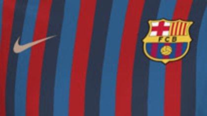 Se filtró el exótico modelo de camiseta que utilizaría Barcelona en la temporada 2022