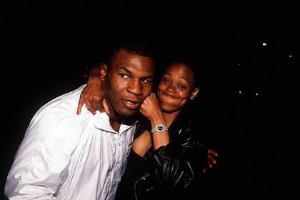 Mike Tyson y Robin Givens transitaban un complicado divorcio