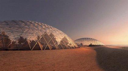 La ciudad es uno de los pasos de EAU para conquistar el planeta rojo