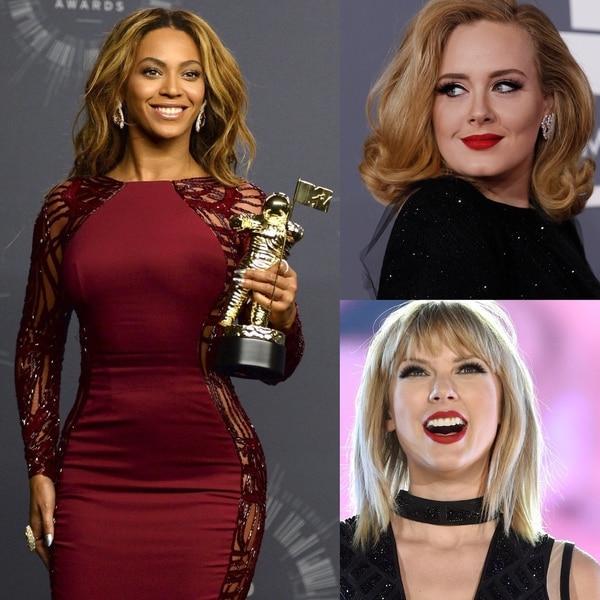 Tres rostros del talento femenino que conquista los charts hoy día