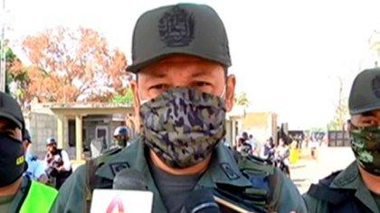 El general de División Francisco Alejandro Corona Preciado