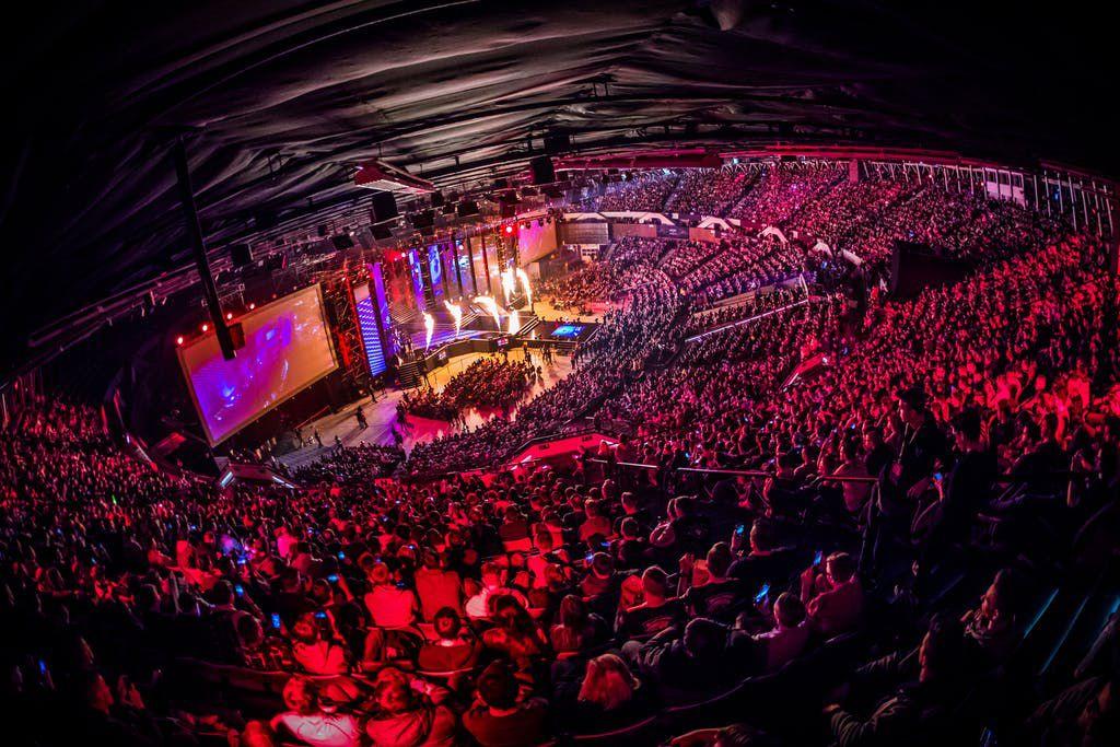 La IEM Major Katowice del 2019 de CS:GO. Fotografía de: Helena Kristiansson/ESL.