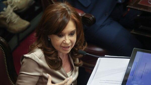 CFK está imputada en la causa (NA)