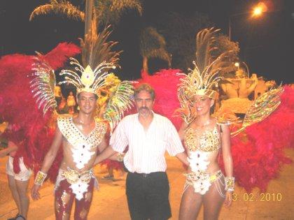 Ariel Pompiani disfrutaba bailando en las comparsas y su sueño era convertirse en el rey del Carnaval