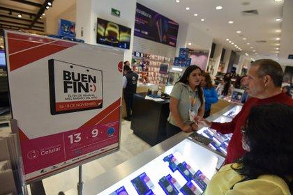 """Buen Fin se inició en México con el propósito """"reactivar la economía a partir del fomento del consumo interno para mejorar la calidad de vida de todas las familias mexicanas"""" (Foto: Crisanta Espinosa / Cuartoscuro)"""