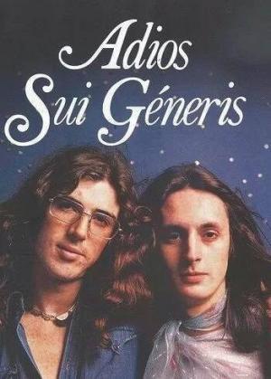 Adios Sui Generis
