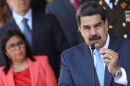 El dictador venezolano Nicolás Maduro. Foto: REUTERS/Manaure Quintero