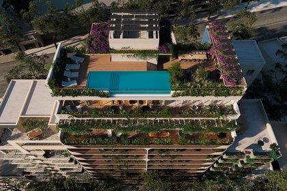 """""""La inversión en m2 ha resultado una buena opción para el resguardo de capital"""", dijo Matías Wepfer"""