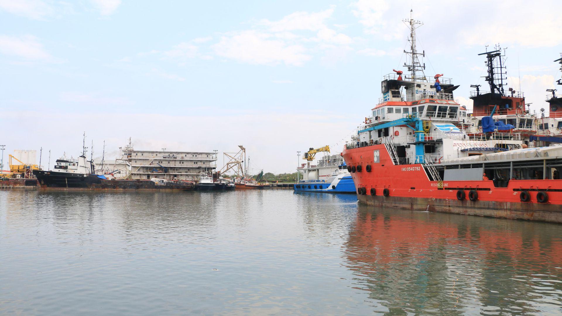El puerto de Dos Bocas en Tabasco (Foto: Cuartoscuro)