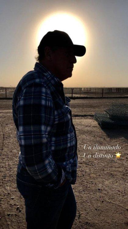 (Instagram: @milagrosbrito)