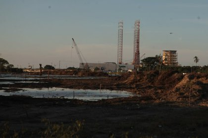 Refinería de Dos Bocas (Foto: Cuartoscuro)