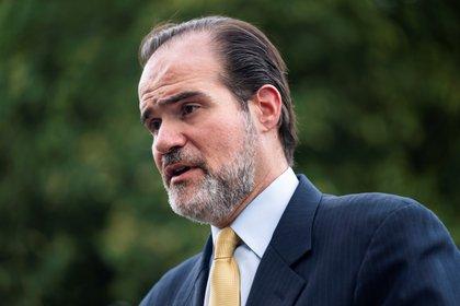 En la imagen, el presidente del Banco Interamericano de Desarrollo (BID), Mauricio Claver-Carone. (Foto: Jim Lo Scalzo/EFE)