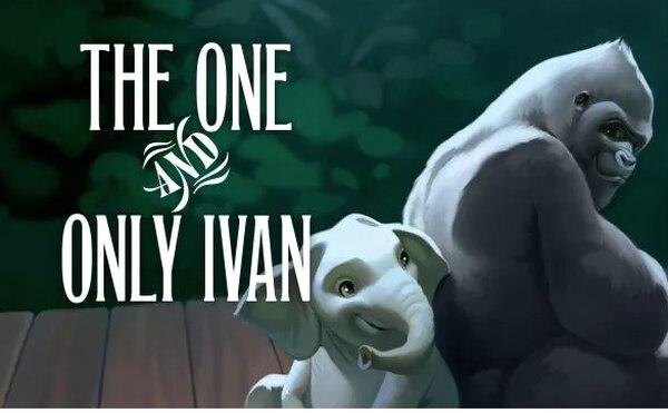 The One and Only Ivan, es un libro infantil escrito por Katherine Applegate.