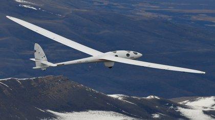 El Perlan II es un proyecto financiado por Airbus, con fines científicos