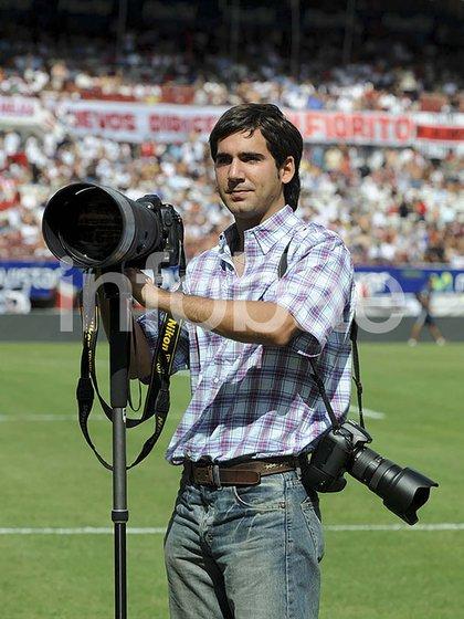 Mauro Alfieri tenía 24 años, apenas seis más que el debutante Messi