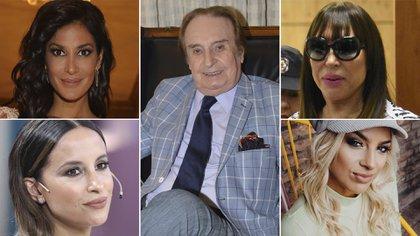 Los famosos despidieron a Santiago Bal en las redes sociales
