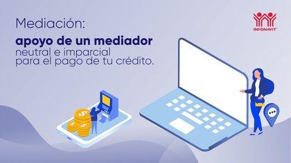 INFONAVIT  ofrece distintas soluciones en caso de tener pagos vencidos (Foto: Twitter@Infonavit)